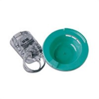 Apex-carex plastic sitz bath - 1 ea