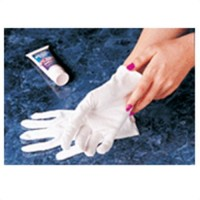 Carex extra large cotton gloves - 1 pair