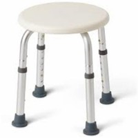 Carex health brands  compact shower stool - 1 ea