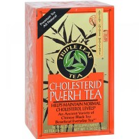 Triple leaf tea cholesterid tea bags - 20 ea
