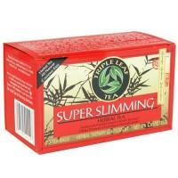 Triple leaf tea super slimming herbal tea - 20 tea bags, 6 pack