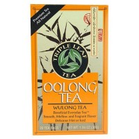 Triple leaf tea oolong tea with smooth, mellow and fragrant flavor - 20 bags, 6 pack