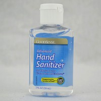 Handy solutions hand sanitizer - 15 ea