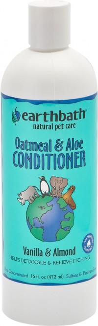 Earthwhile Endeavors, Inc earthbath oatmeal creme rinse & conditioner - 16oz, 12 ea