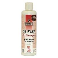Natural Chemistry deflea pet shampoo for cats - 8 ounce, 24 ea