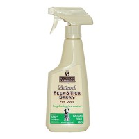 Natural Chemistry natural flea & tick spray - 24 oz, 12 ea