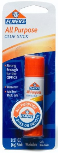 Elmers All purpose glue stick - 6 ea