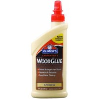 Elmers  Carpenters Wood Glue - 3 ea