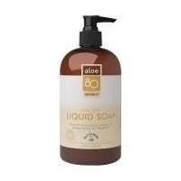 Lily Of The Desert Organic Aloe 80 Liquid Soap - 16 oz