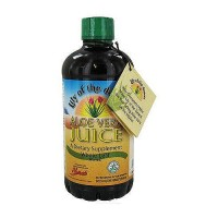 Lily Of The Desert Aloe Vera Juice, Whole Leaf - 32 oz, 12 pack