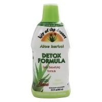 Lily Of The Desert Aloe Herbal Detox Formula - 32 oz