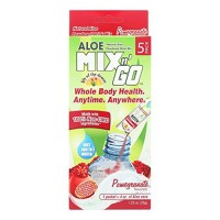 Lily of the desert aloe drink pomegranate - 5 ea, 10 pack