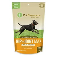 Pet naturals of vt hip plus joint max supplements for dogs - 60 chews