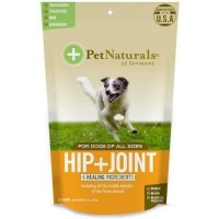 Pet naturals of vermont hip  plus joint dog chews - 60 ea
