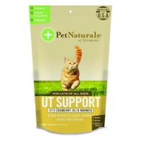Pet natural's of vermont  urinary tract support supplement soft chews for cats - 60 ea