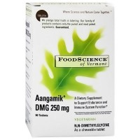 Food Science Aangamik DMG 250mg chewable tables FoodScience of Vermont - 90 ea
