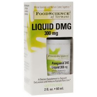 Food Science Aangamik Liquid DMG 300mg - 2 oz