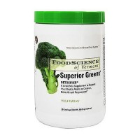 Food Science Superior Greens Powder - 12.57 oz