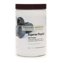 FoodScience Of Vermont superior purples age fighter powder - 30 ea