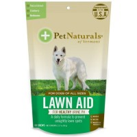 Pet Naturals of Vermont lawn aid chews for dogs - 60 ea