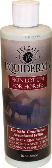 Equiderma D equiderma skin lotion - 16 ounce, 6 ea