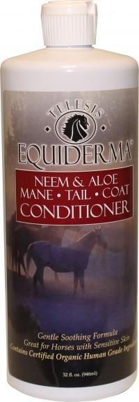 Equiderma D equiderma neem conditioner - 32 ounce, 6 ea
