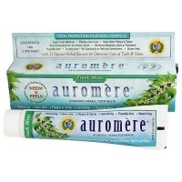 Auromere ayurvedic herbal toothpaste, Fresh mint - 4.16 oz