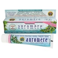 Auromere ayurvedic herbal toothpaste, cardamom fennel - 4.16 oz