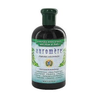Auromere ayurvedic mouthwash with neem and peelu, Mint, 12 oz