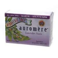 Auromere ayurvedic bar soap, Lavender- Neem, 2.75 oz