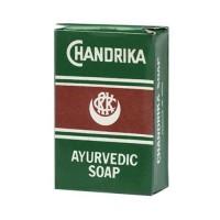Chandrika ayurvedic bar soap by auromere - 2.64 oz