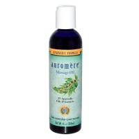 Auromere ayurvedic massage oil, 4 oz
