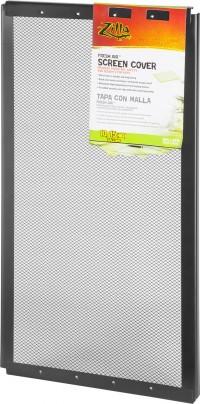 Zilla fresh air screen cover - 20x10 inch, 24 ea