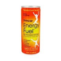 Twinlab energy fuel high performance supplement - 8.4 oz, 24 pack