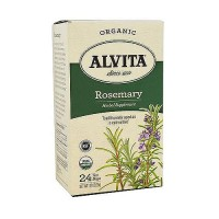 Alvita Organic Herbal Supplement Tea Bags, Rosemary - 30 bags