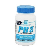 Nutrition Now PB 8 pro-biotic acidophilus 500 mg capsules - 60 ea