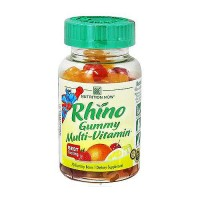 Rhino gummy bear multi vitamin gummies for kids - 70 ea