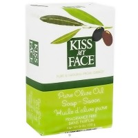 Kiss My Face pure olive oil bar soap - 8 oz