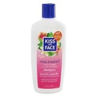 Kiss My Face miss treated replenishing hair shampoo with Palmarosa Mint - 11 oz