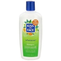 Kiss My Face Whenever hair shampoo - 11 oz