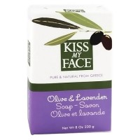 Kiss My Face Organics Olive and Lavender bar soap - 8 oz