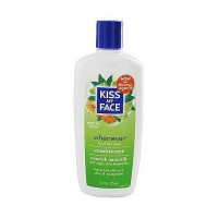 Kiss My Face Whenever hair conditioner - 11 oz