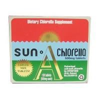 Sun Chlorella Dietary Chlorella Supplement A 500 mg Tablets - 120 ea