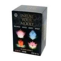 Sun Chlorella Infuse Your Mood Tea Bags, Caffeine Free - 1.2 oz, 20 ea