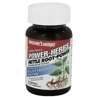 Natures Herbs Power-Herb nettle root 300 mg capsules - 60 ea