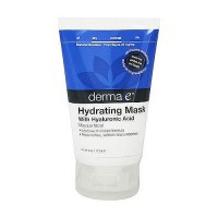 Derma-E Hyaluronic hydrating facial cleansing mask, 4 oz