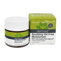 Derma E soothing oil free moisturizer with anti aging pycogenol - 2 oz