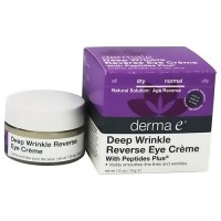 Derma-E Peptides plus wrinkle reverse eye creme, 0.5 oz