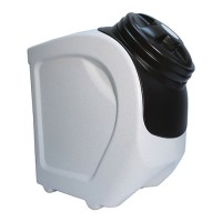 Gamma2 . vittles vault home stackable - 12 gallon, 1 ea