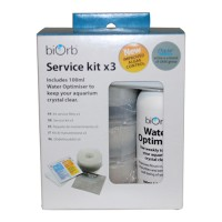 Oase - Aquatics biorb service kit 3 plus water optimiser - 6 ea